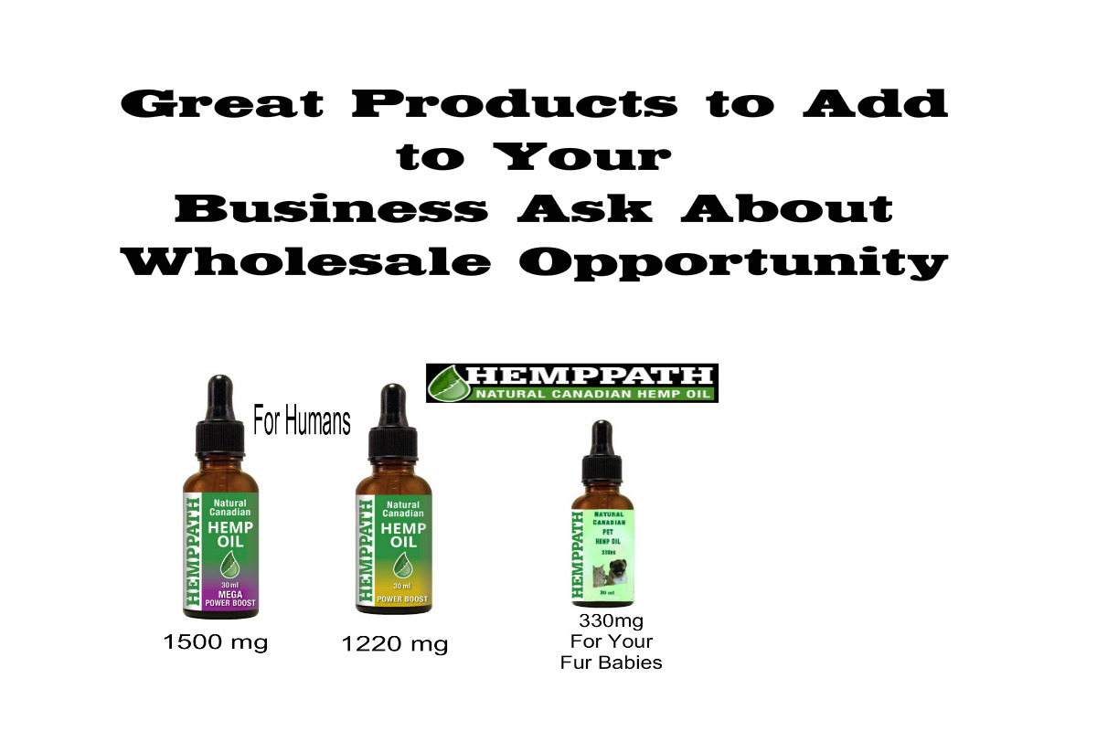 Wholesale Opportunity for YOUR Business – HEMPPATH